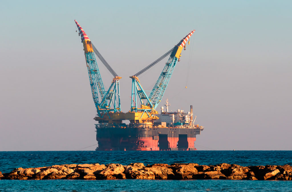 Israel And Cyprus Work Together To Construct A Natural Gas