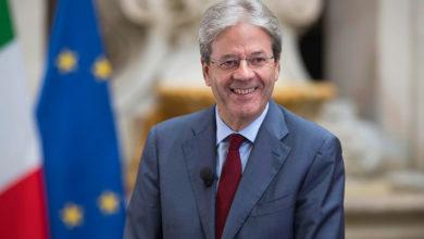 Italy's Prime Minister, Paolo Gentiloni. Copyright: Tiberio Barchielli